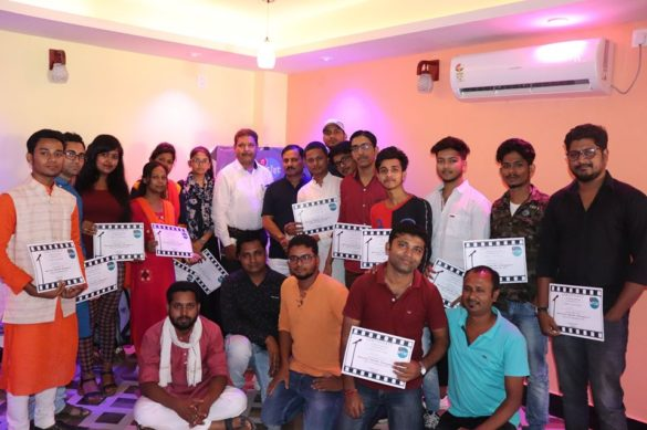 First Open Mic event in Bihar's Kishanganj
