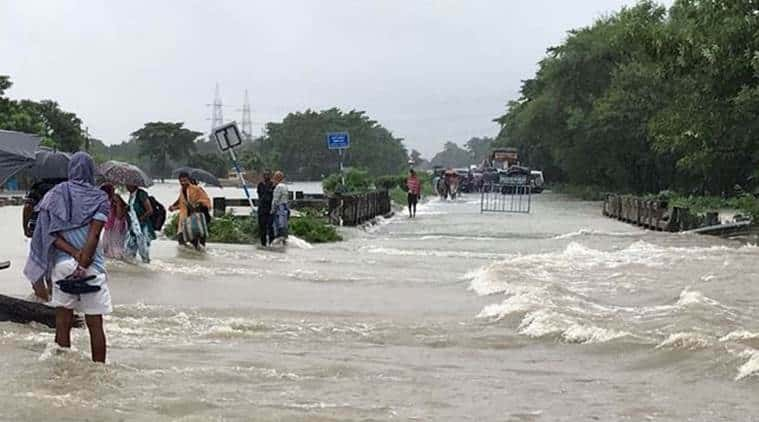 Flood in Araria 2019