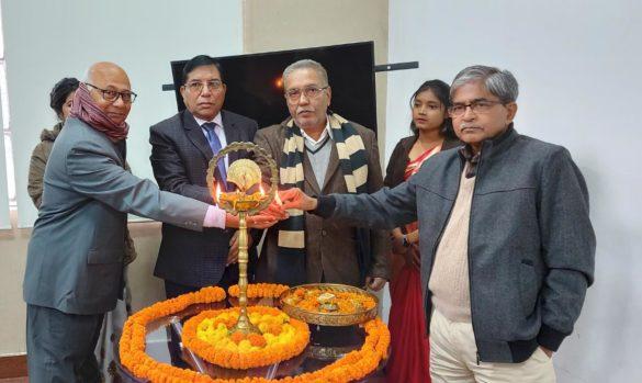 Seminar on Makhana farming organised