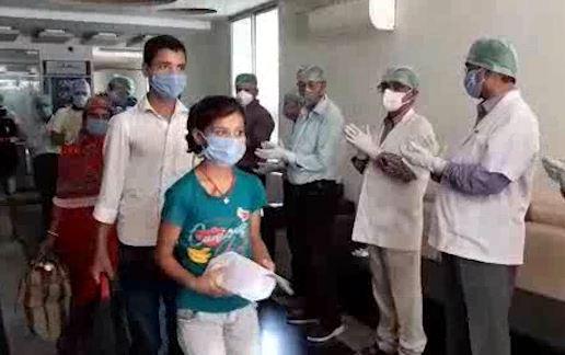 a dozen beats Coronavirus in Seemanchal region of Bihar