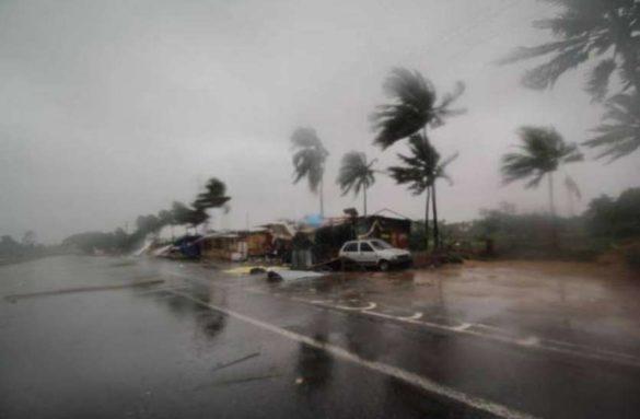 cyclone Amphan alert in bihar