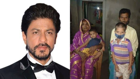 SRK Meer Foundation helped child viral video Muzaffarpur station Ktaihar