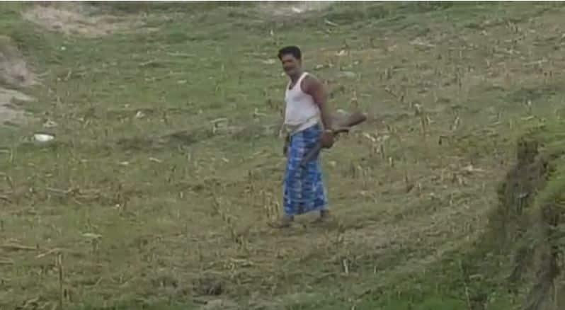 भूमि-विवाद में चली गोलियां, सात घायल