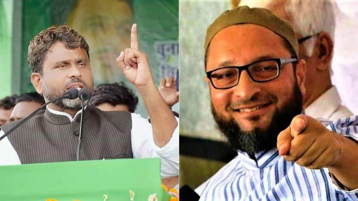 बिहार चुनाव: AIMIM ने की 32 सीटों पर चुनाव लड़ने की घोषणा, किशनगंज का ज़िक्र नहीं
