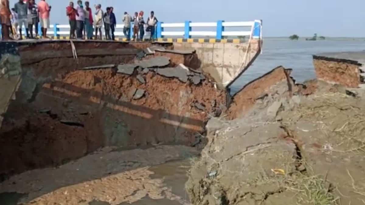 गोपालगंज पुल EXCLUSIVE: बिहार सरकार की लापरवाही आई सामने, इस शख्स ने एक दिन ही पहले ही दे दी थी चेतावनी