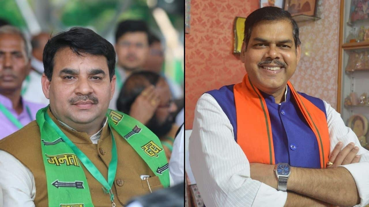 BJP-JDU clash with each other in Gopalganj case