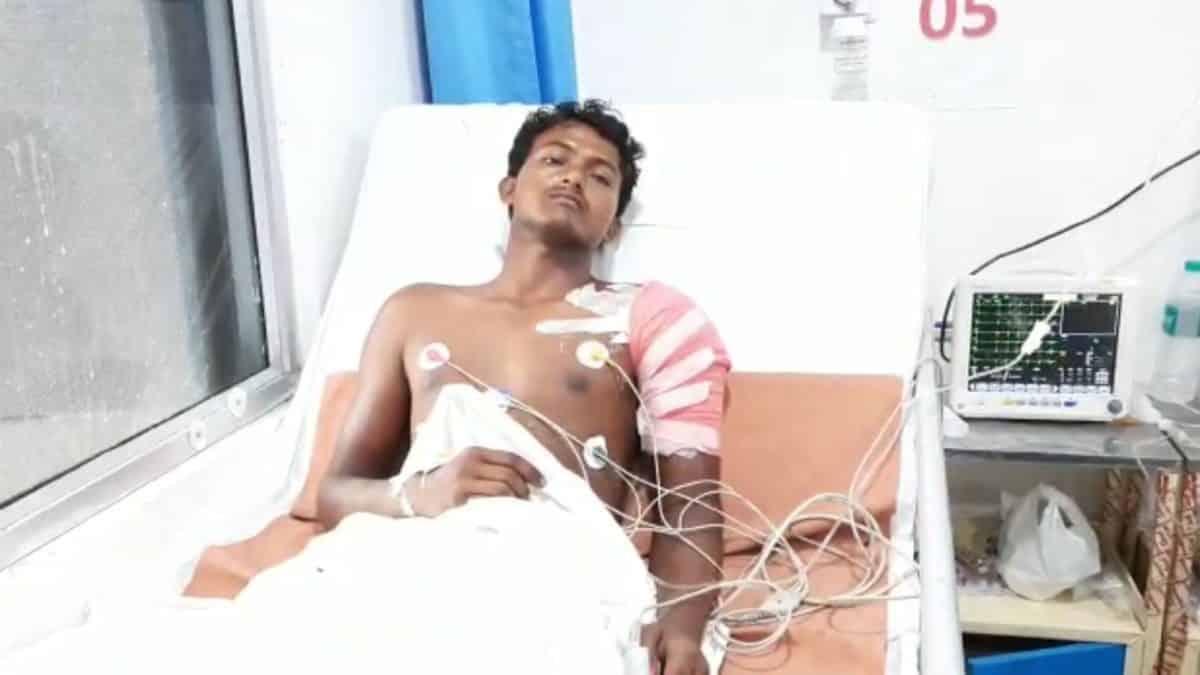 किशनगंज बॉर्डर पर नेपाल पुलिस की फायरिंग में युवक घायल