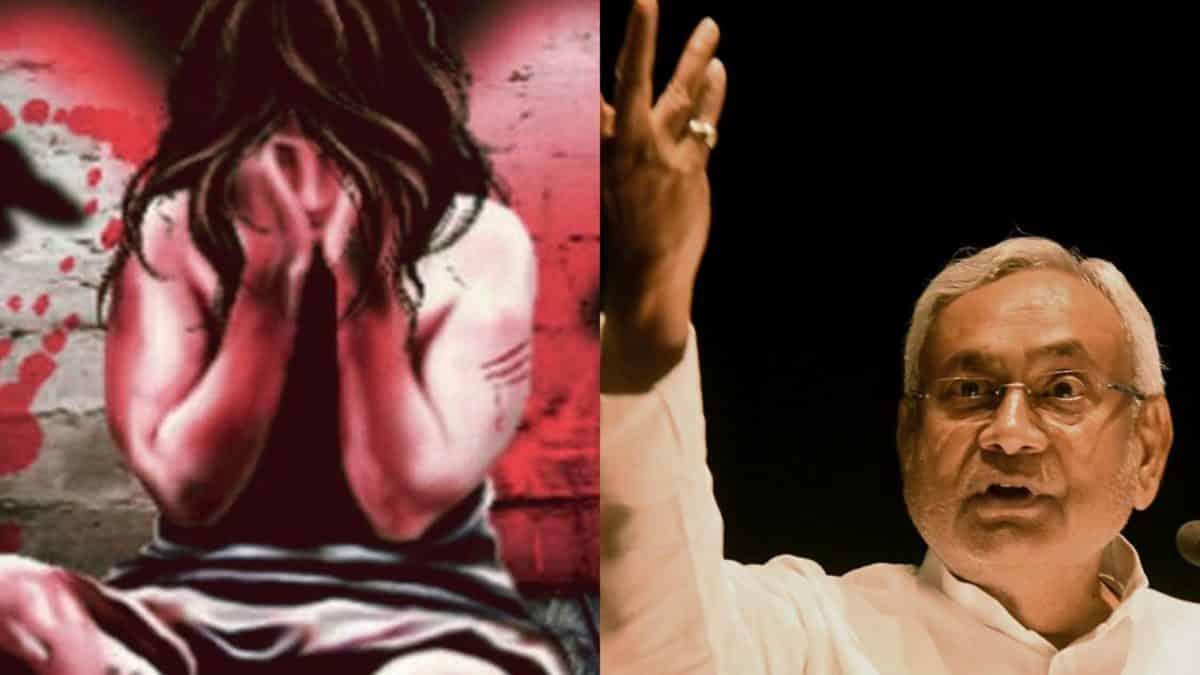 नीतीश के राज में बिहार बना 'गैंगरेप प्रदेश'