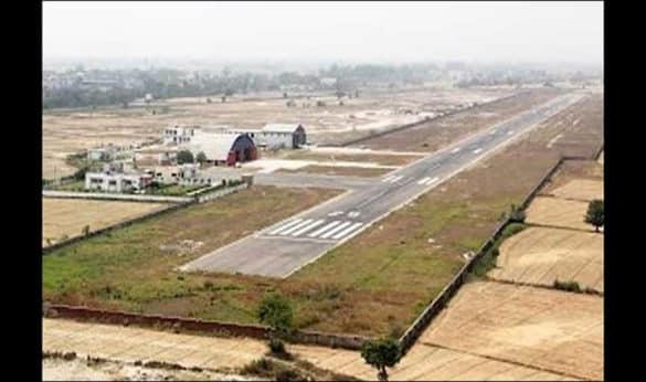 darbhanga airport to start operations soon