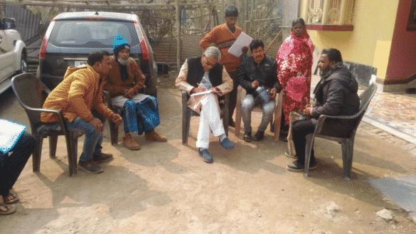 aimim leadership seems unhappy with kishanganj mla qamrul hoda