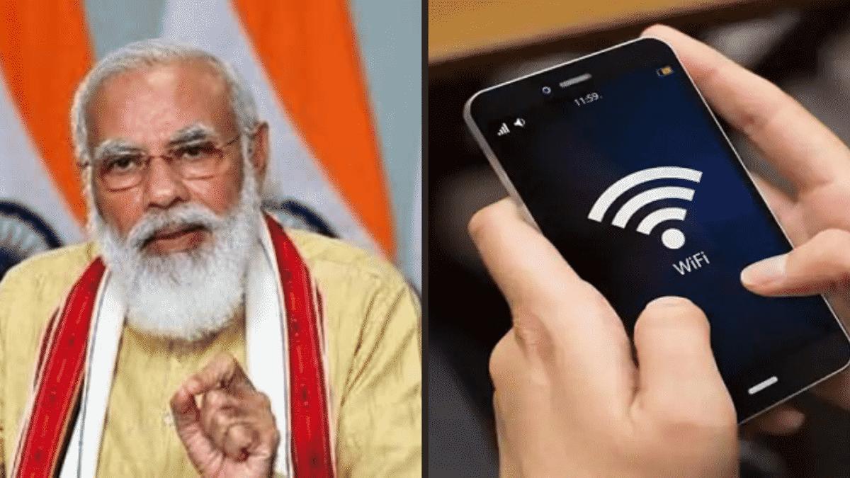बिहार के हर गांव में मिलेगी हाई स्पीड इंटरनेट सेवा — पीएम मोदी