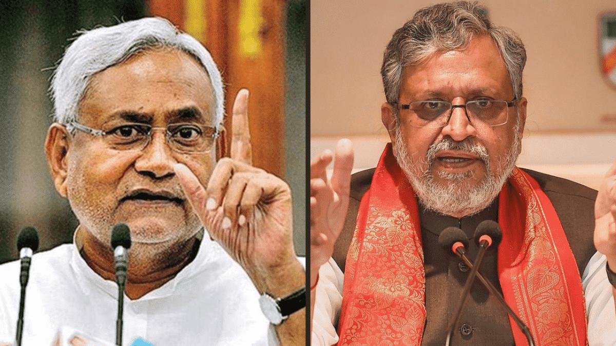 नेता भले नीतीश कुमार हैं, लेकिन बीजेपी बने रहना चाहती है बड़ा भाई