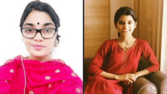 neha singh rathore and maithili thakur fights on twitter over bihar me ka ba