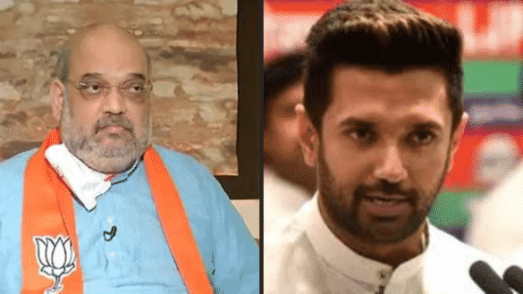 amit shah hints at post poll alliance with chirag paswan