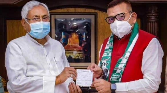 gupteshwar-pandey-denied-ticket-in-bihar-assembly-election
