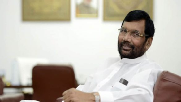 when ram vilas paswan contested bijnore election against mayawati and meira kumar