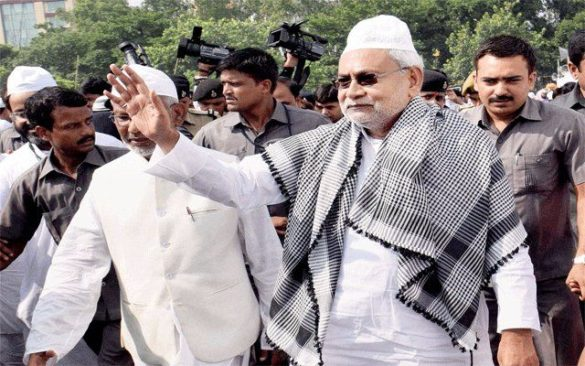 No Muslim Minister in Nitish Kumar cabinet