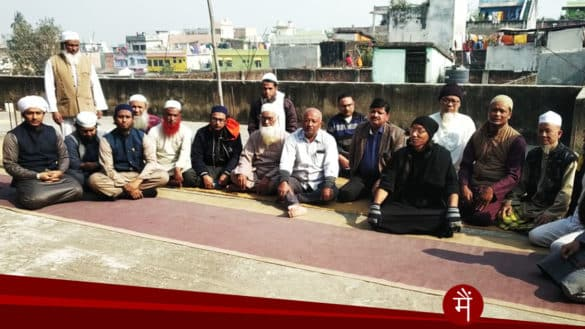18 Tablighi Jamaat members get relief in Seemanchal