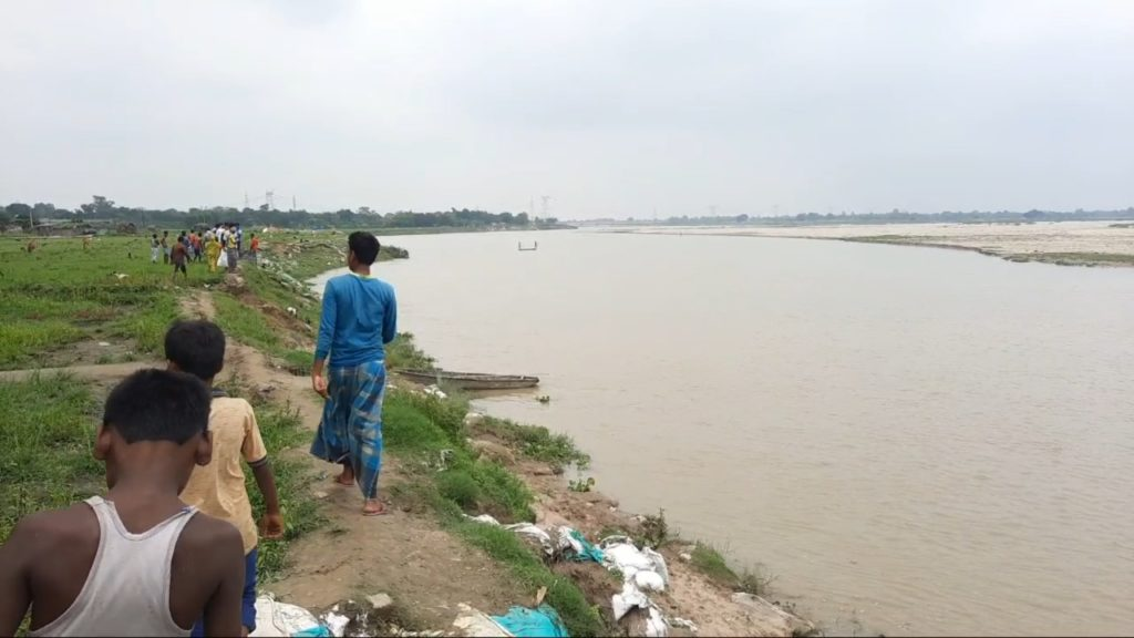 Bihar Villagers appeal to save their homes